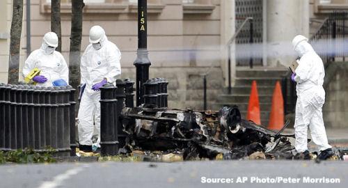 Londonderry Bomb