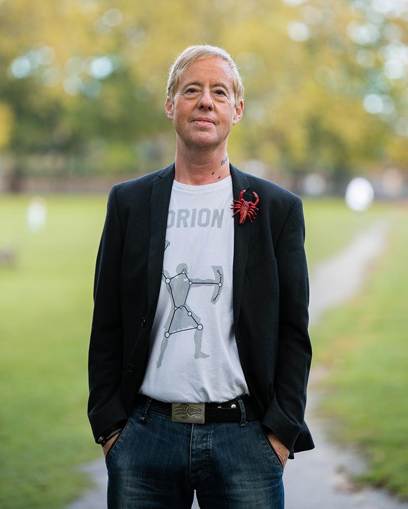 Andy Oppenheimer | Author, Editor & Public Speaker