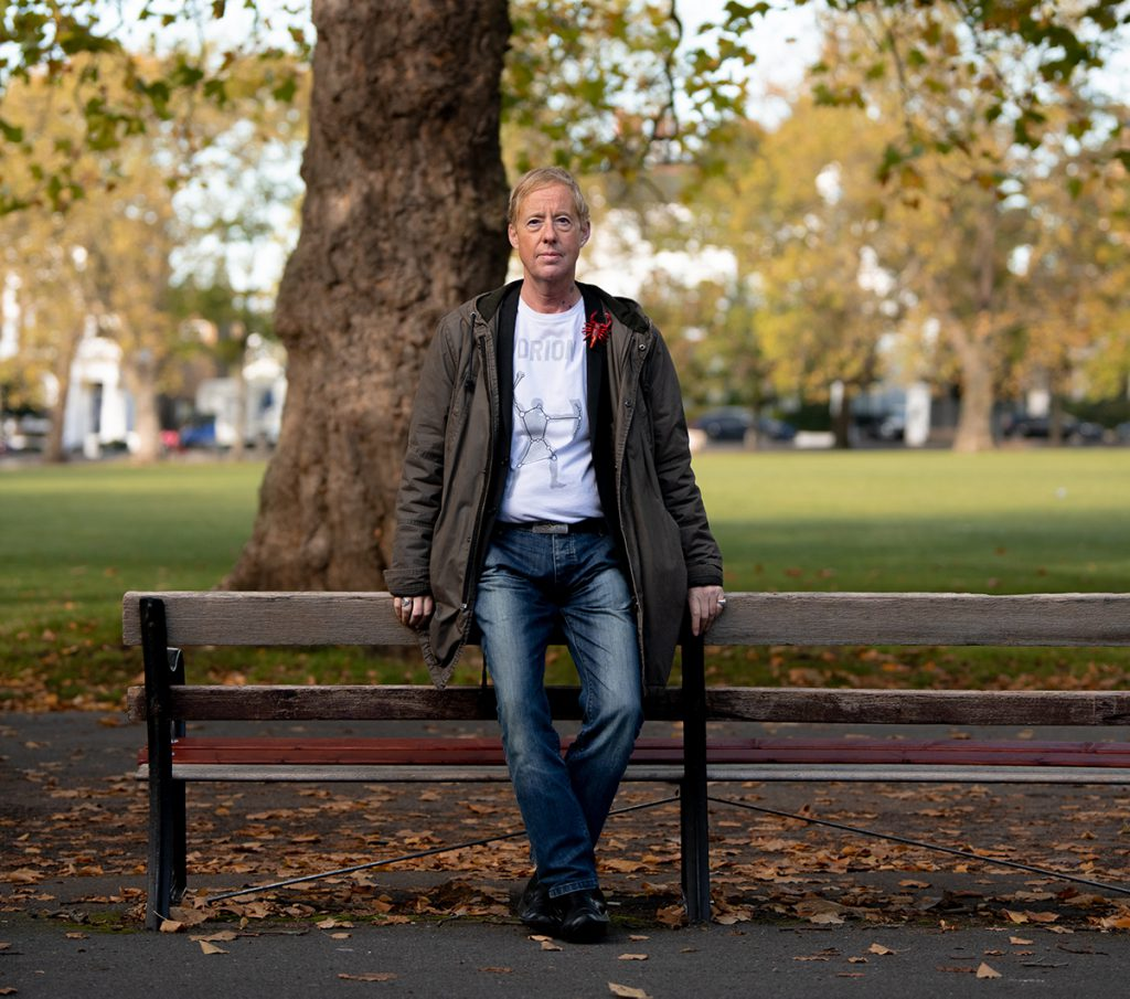 Andy Oppenheimer | Science-Fiction Novelist